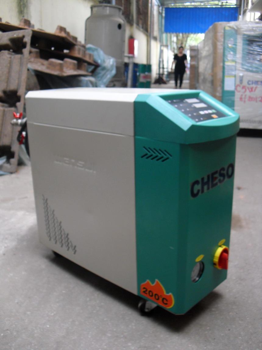 Máy giải nhiệt khuôn (Bằng dầu)